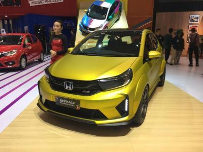 Penjualan Honda Terdongkrak Selama Oktober Berkat Brio dan HR-V