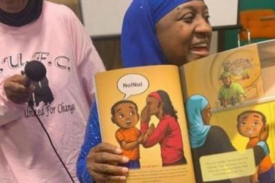 Wanita Amerika Terbitkan Buku Perlindungan Anak Muslim dari Tindakan Asusila