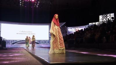 Oki Setiana Dewi Rancang Baju Syari untuk Perempuan Muslimah Zaman Now