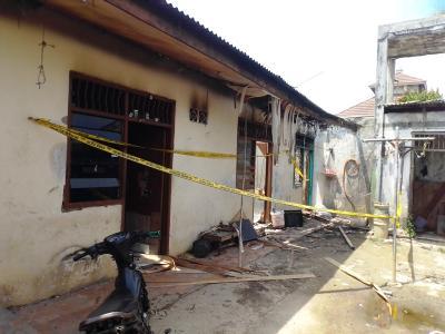 Dikurung dan Dirantai, Penyebab Bocah Disabilitas Tewas dalam Kebakaran di Tangsel