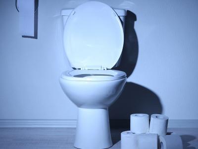 Ngeri, 100 Juta Kuman Bisa Hidup di Toilet dan Kamar Mandi!