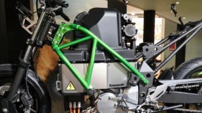 Ciptakan Motor Listrik, Kawasaki Nampaknya Belum Lihai