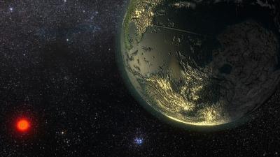 NASA Ungkap Exoplanet Paling Gelap yang Pernah Ditemukan