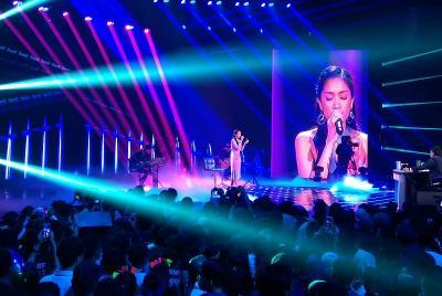 Mirabeth Dapat Nilai 8 di Babak Spektakuler Indonesian Idol 2019