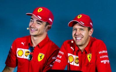 Hubungan Vettel-Leclerc Memanas, Bos Ferrari: Ini soal Mengakui Kesalahan