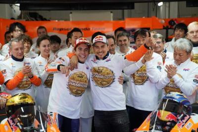 Criville Nilai Hanya Lorenzo yang Bisa Kalahkan Rossi dan Marquez