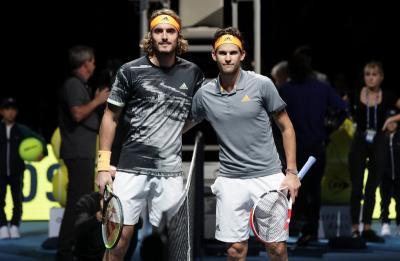 Dominic Thiem: Tsitsipas Pantas Raih Gelar Juara ATP Finals 2019