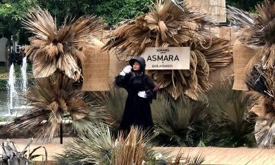 Gelar Fashion Show di Taman Kota, Barli Asmara: Mimpi Saya Terkabul