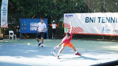 BNI Tennis Open 2019, Anthony dan David Susanto Melaju ke Perempat Final