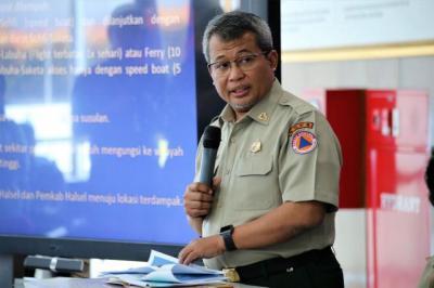 BNPB: Tak Ada Lagi Warga Mengungsi Pascagempa M7,1