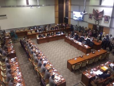 Rapat dengan Komisi III, Idham Beberkan Perkembangan Kasus Novel Baswedan