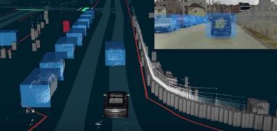 Mobil Otonom Mulai Mampu Deteksi Pengendara Motor