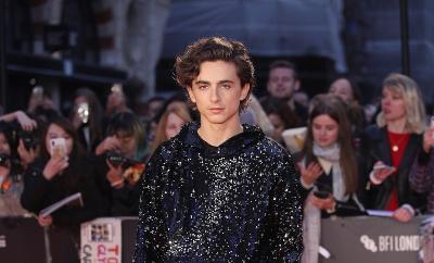Timoth e Chalamet, Pria Paling Berpengaruh dalam Dunia Fashion