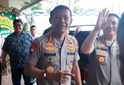 Bertemu PP Muhammadiyah, Kapolri Dapat Masukkan soal Penanganan Terorisme
