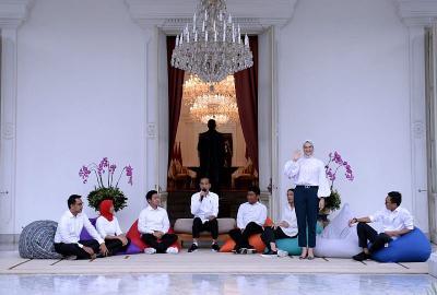 Angkie Yudistia, Penyandang Disabilitas yang Jadi Stafsus Jokowi