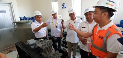 Pemprov DKI Habiskan Rp80 Miliar untuk Bangun 4 Pengolahan Air Laut di Kepulauan Seribu