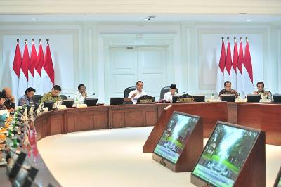 Jokowi Gelar Rapat ke-7 soal Reformasi Pajak, Hasilnya Apa?