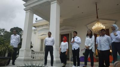 PPP Apresiasi Langkah Jokowi Tunjuk Stafsus dari Kalangan Milenial
