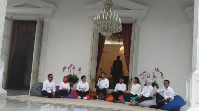 Gerindra yakin Staf Khusus Milenial Bisa Bantu Presiden Jokowi