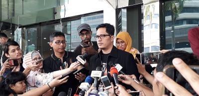 Para Penikmat Korupsi Proyek RTH Bandung Diminta Kembalikan Uangnya ke KPK