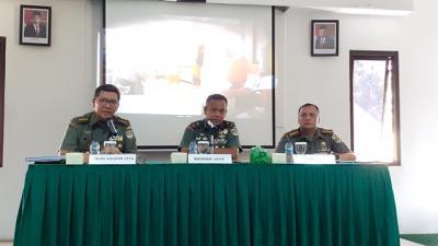 Kodam Jaya Bakal Relokasi Rumah Dinas KPAD Pos Pengumben ke Cijantung