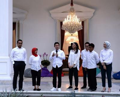Pro dan Kontra Penunjukan 7 Staf Khusus Jokowi dari Kalangan Milenial