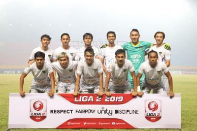 Kalahkan Sriwijaya, Persita Promosi ke Liga 1 2020