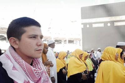 Tips Berangkat Umrah ala Haykal Kamil