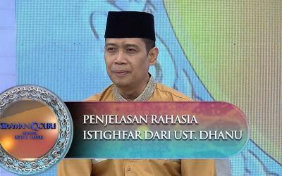 Ustadz Dhanu Ungkap Manfaat Istighfar yang Selalu Dibaca Rasulullah