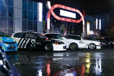 Modifikator Daerah Bersaing Ketat di Final Intersport Auto Show 2019