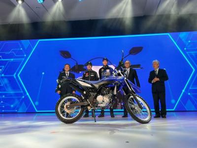 Yamaha WR 155R Hadir Tantang CRF 150