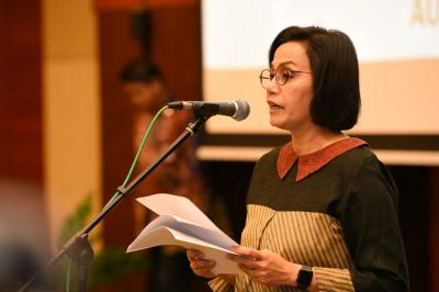 Sri Mulyani Perkirakan Inflasi Akhir Tahun di Bawah 3,5%