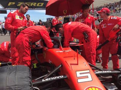 Vettel Heran dengan Isu Dirinya Bakal Pensiun Musim Depan