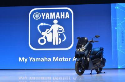 Yamaha Nmax 2020 Punya Teknologi Kekinian, Simak Fungsinya