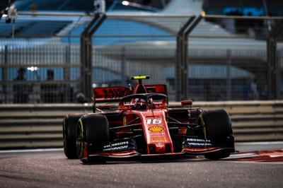 Bahan Bakar Mobil Leclerc Bikin Ferrari Didenda Rp780 Juta