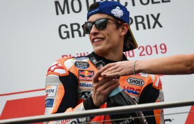 Hal Ini yang Bakal Buat Marquez Putuskan Pensiun dari Dunia Balap