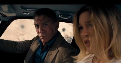 Trailer Film No Time to Die Rilis, James Bond Kembali Beraksi