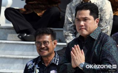 Erick Thohir Copot Ari Askhara sebagai Bos Garuda, Siapa Penggantinya?