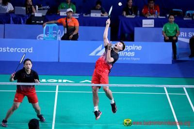Rinov Pitha Melangkah ke Perempatfinal SEA Games 2019