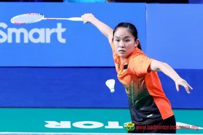 Ruselli Tak Anggap Lolosnya ke Perempatfinal karena Cedera Yeo Jia Min