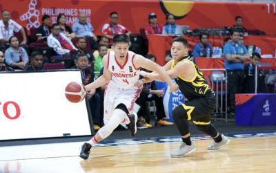 Tim Basket Putra Indonesia Libas Malaysia, Lima Pemain Cetak Poin Double Digit