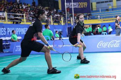 Ribka Fadia Jumpa Unggulan Kedua di Babak Perempatfinal SEA Games 2019
