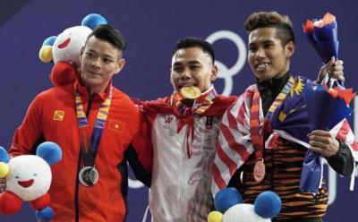Kumpulkan 40 Medali Emas, Indonesia Sukses Lewati Capaian SEA Games 2017