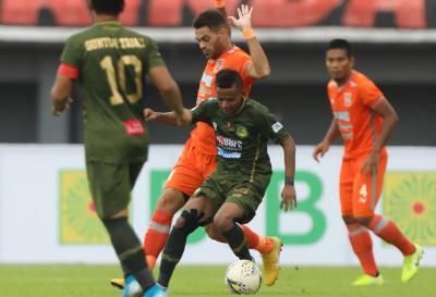 Borneo FC Gasak PS TIRA-Persikabo 4-1