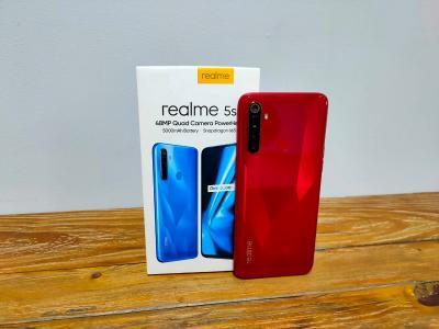 Review Realme 5S, Raja Baru Smartphone Rp 2 Jutaan