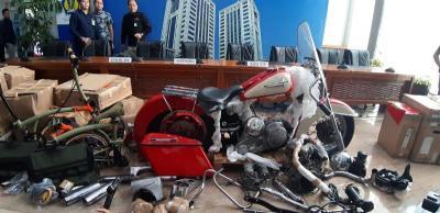 Polisi Diminta Usut Tuntas Penyelundupan Harley Davidson di Garuda