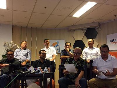 Erick Thohir Tunjuk Bos Baru Garuda Bulan Depan