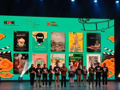 KPK Umumkan Pemenang Anti Corruption Film Festival 2019