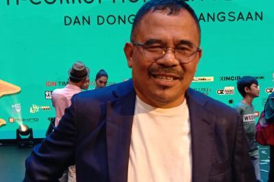 Pertama Kali Raih Piala FFI, Garin Nugroho: Penghargaan Lokal Luar Biasa