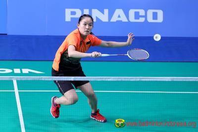 Ruselli Gagal Sumbang Emas Usai Kalah dari Wakil Malaysia di Final